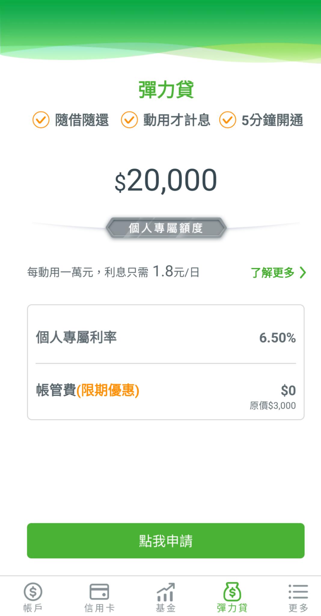 國泰世華銀行彈力貸